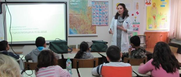 Предавање посвећено теми одрастања