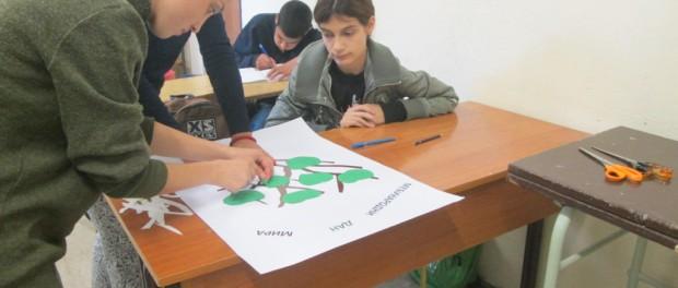 Међународни дан мира обележен у школи Видовдан