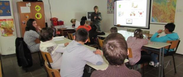 Здрава исхрана и хигијена – предавање патронажне службе за наше најмлађе ученике