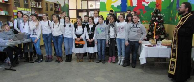 Светосавска приредба Обележавање школске славе Свети Сава у Видовдану