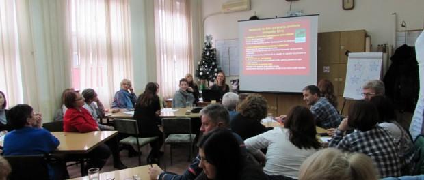 Семинар о улози наставника у превенцији вршњачког насиља